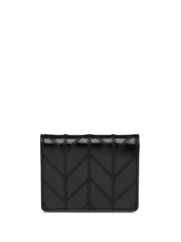 MIU MIU logo plaque wallet