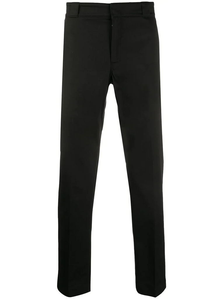PRADA pleat detailed tailored trousers