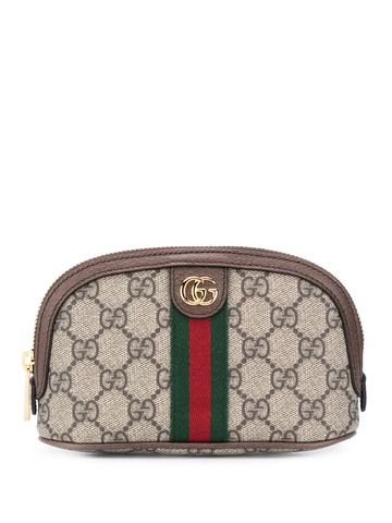 GUCCI Ophidia GG wash bag