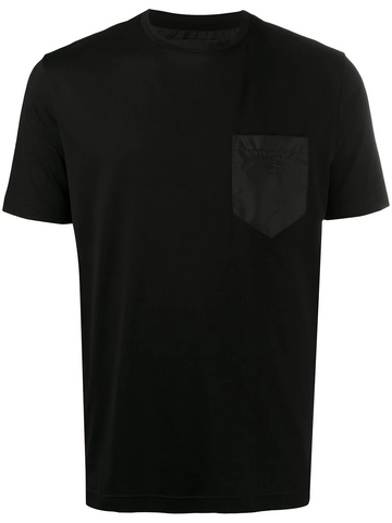 PRADA patch pocket T-shirt