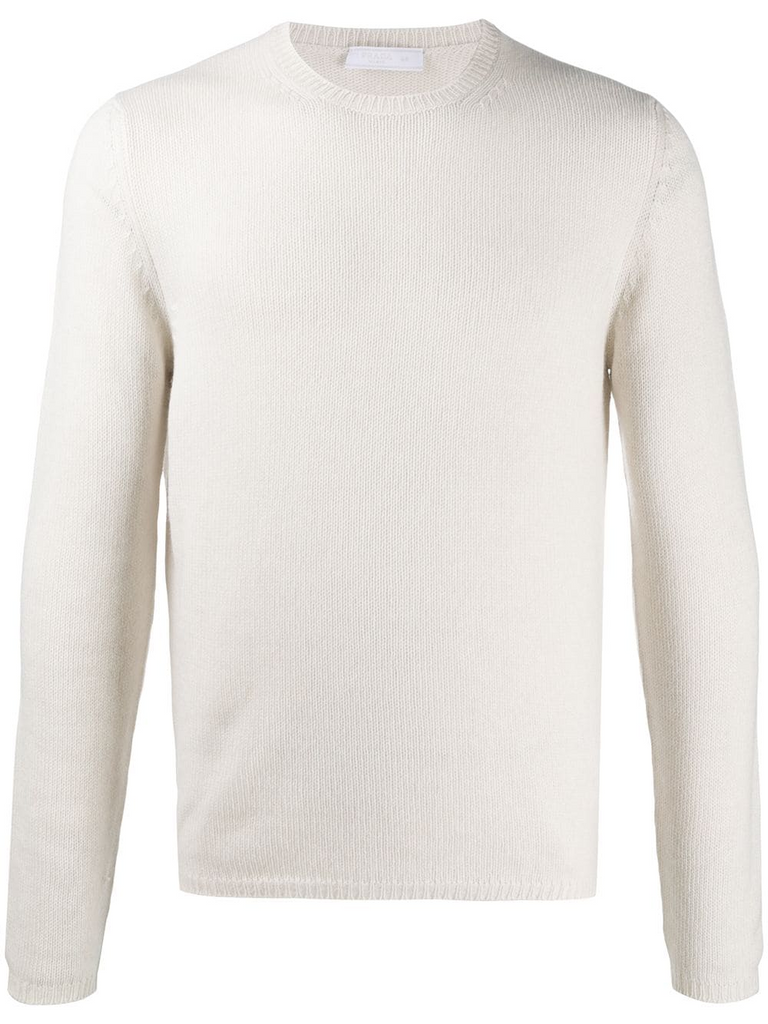 PRADA cashmere long-sleeve jumper