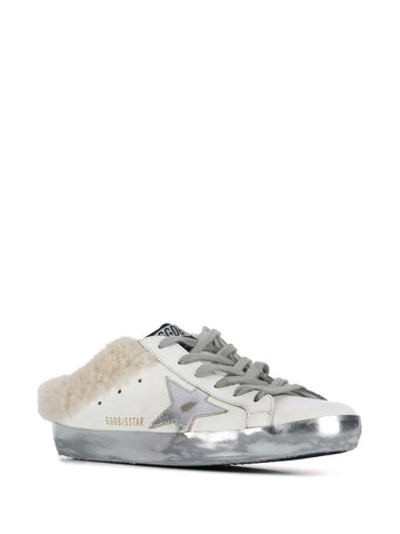 GOLDEN GOOSE Super-Star sabot sneakers