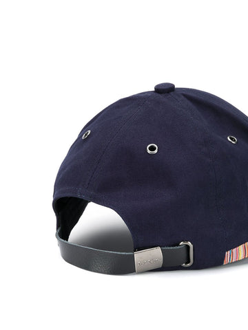 PAUL SMITH  twill baseball cap