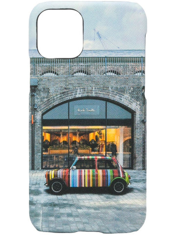 PAUL SMITH shop front iPhone 11 Pro Mini case