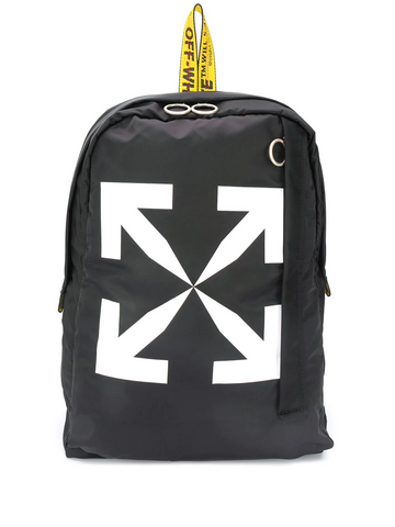 OFF-WHITE Arrows logo backpack