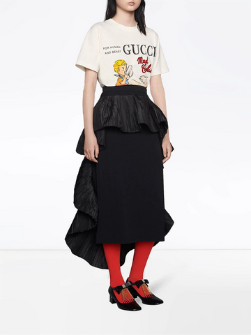 GUCCI Mad Cookies print T-shirt