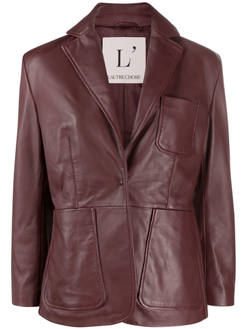 L'AUTRE CHOSE single-breasted jacket