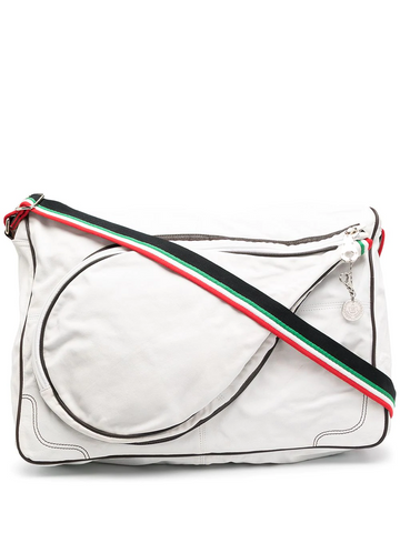 DOLCE&GABBANA racket shoulder bag