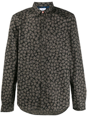 PAUL SMITH all-over floral print shirt