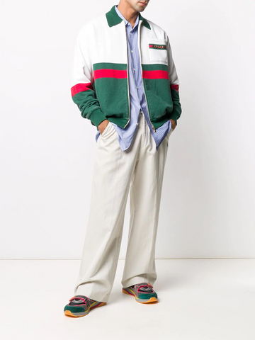GUCCI horsebit windbreaker
