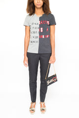 VALENTINO t-shirt sleeves Grey