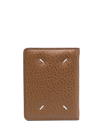 MAISON MARGIELA signature four-stitch logo wallet