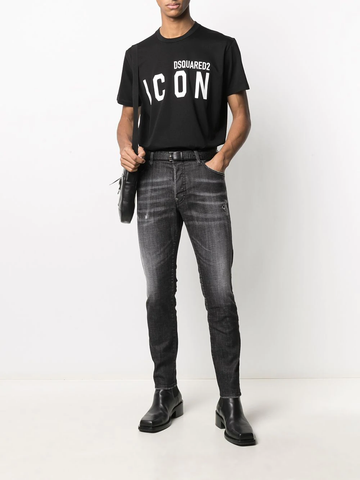 DSQUARED2 Icon printed T-shirt