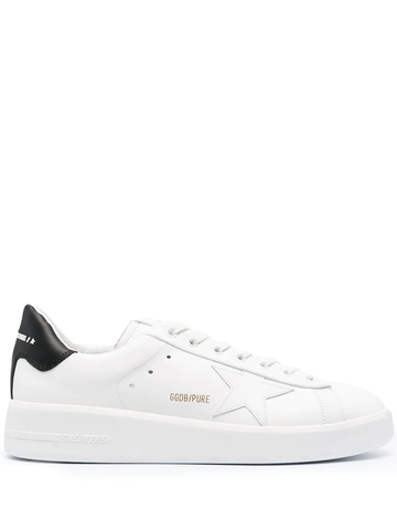 GOLDEN GOOSE Pure lace-up sneakers