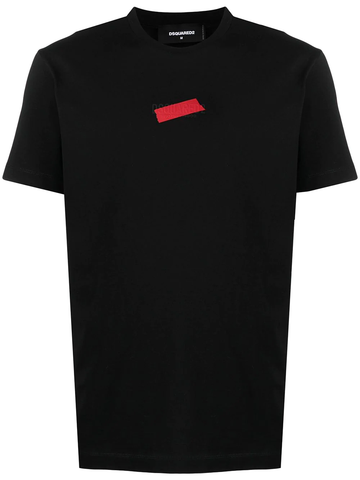 DSQUARED2 Brotherhood logo T-shirt