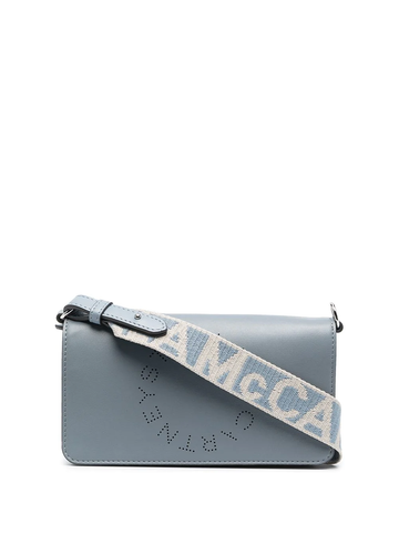 STELLA MCCARTNEY Stella Logo crossbody wallet bag