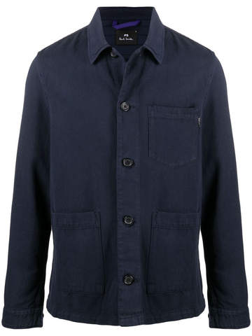 PAUL SMITH twill shirt