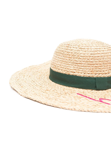 PAUL SMITH Hello straw hat