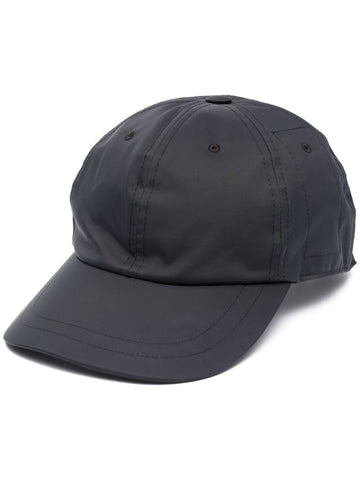 RICK OWENS+CHAMPION curved-peak baseball cap