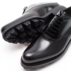 PRADA  carroarmed sole laced shoes