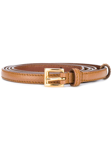 Prada Belt brown caramel