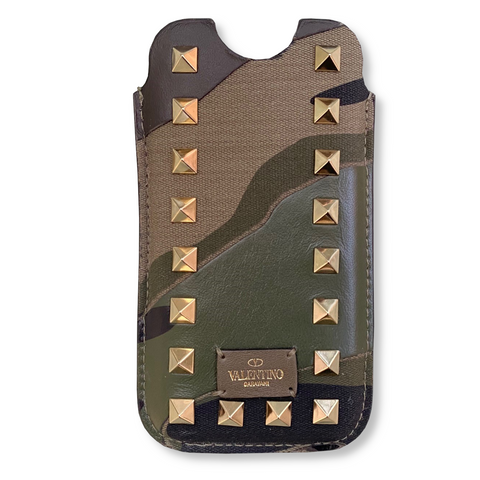 VALENTINO 'Rockstud' iPhone case