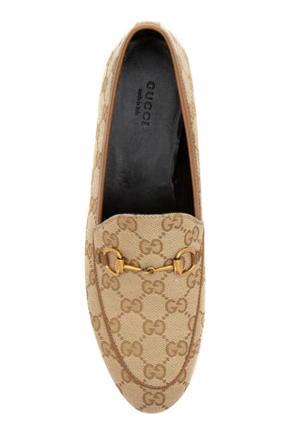 GUCCI LOAFER BEIGE GG NEW SAND