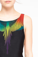 Eva swimsuit Marcelo Burlon