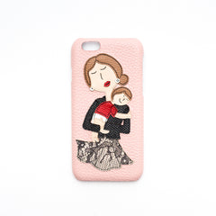DOLCE & GABBANA  iPhone 6 case pink