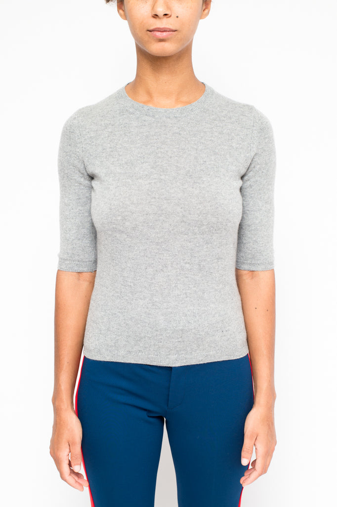 La Rose knitwear grey
