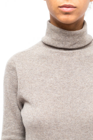 LA ROSE woman knitwear beige