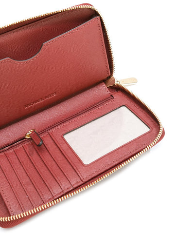 MMK wallet leather brick
