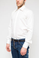 DSQUARED classic collared shirt