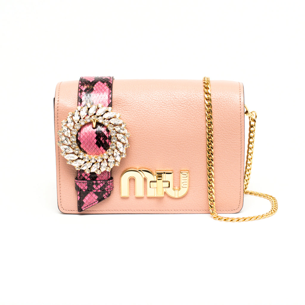 MIU MIU My Miu shoulder bag