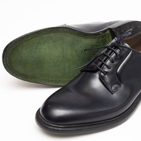 GREEN GEORGE black shoes Polished