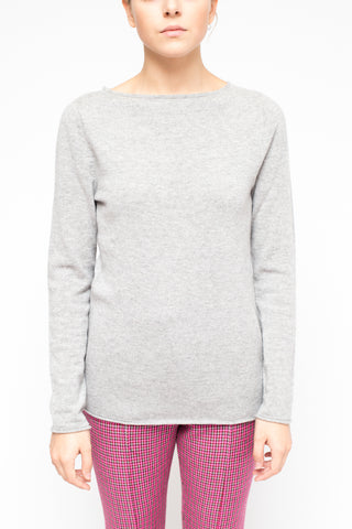 LA ROSE knitwear lightgray