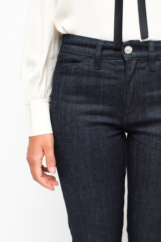 TORY BURCH Hadley rinse jeans