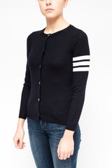 LA ROSE sweater navy
