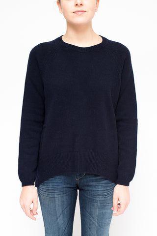 LA ROSE cashmere knit Blu