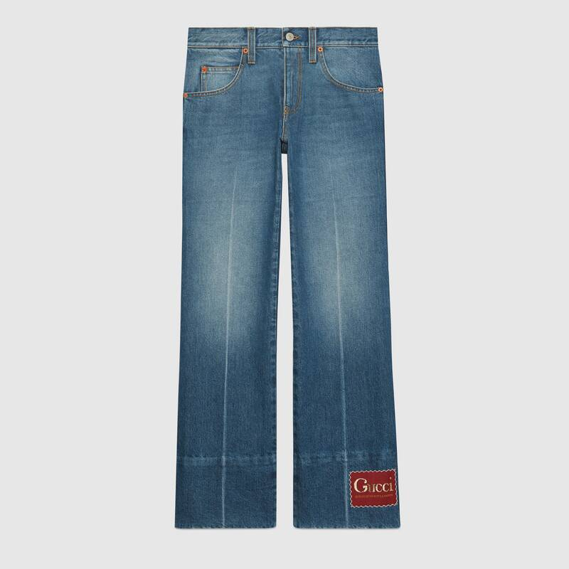 GUCCI DENIM BLU MIX