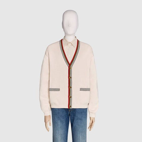 GUCCI CARDIGAN MILK