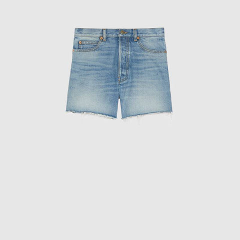 GUCCI SHORT DENIM