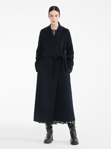 MAX MARA 'S coat poldo navy blue