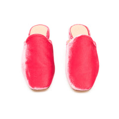 TORY BURCH Loafers carlotta slide leather pink