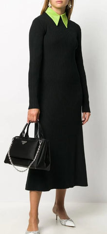 PRADA tote bag black