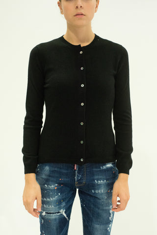 LA ROSE knitwear black