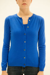 LA ROSE knitwear bluette