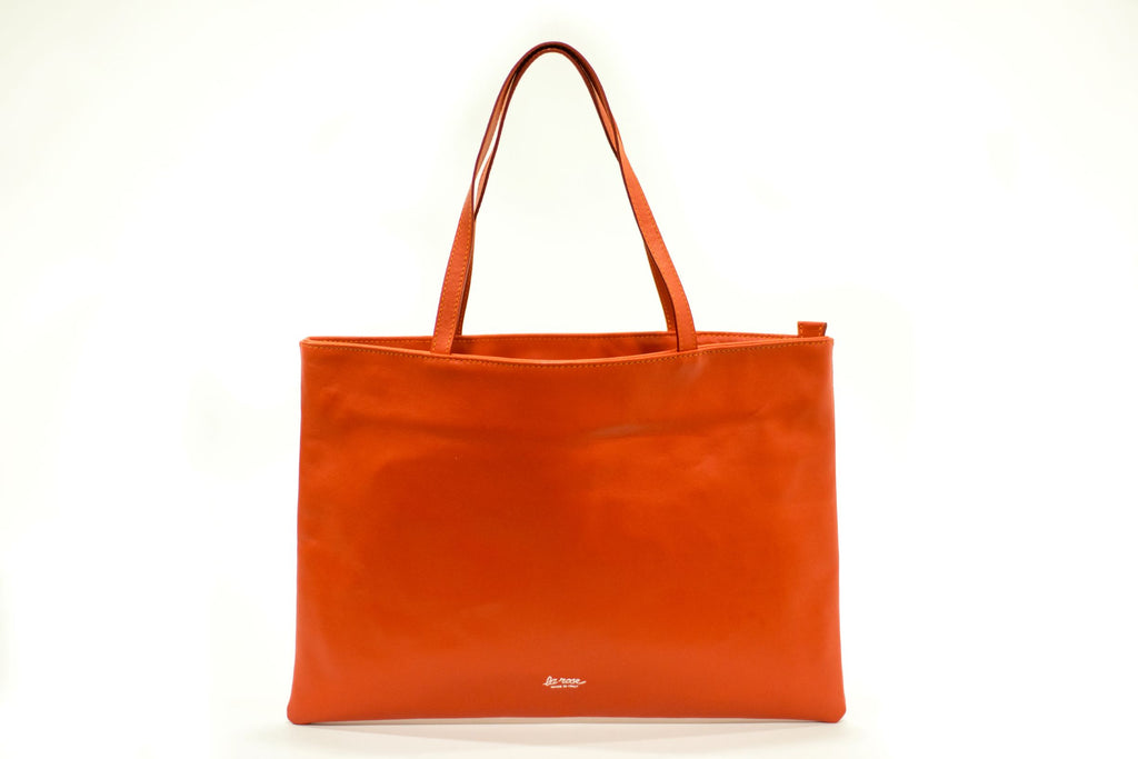LA ROSE bag mango