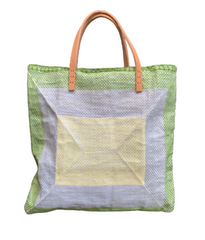 EN SHALLA bag LIGHT GREEN