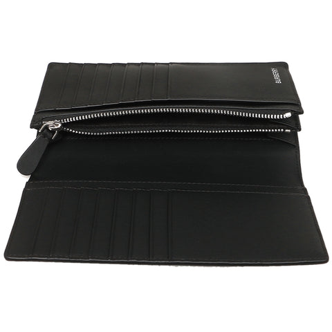 BURBERRY WALLET CAVENDISH DARCK CHARCOAL